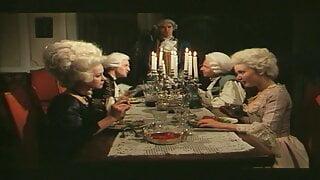 Das Lustschloss der jungen Marquise 1987, German dub, HD)