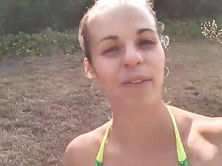 Spanish bikini girls - Ofelia y carla