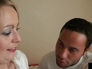 Said fuck Husband said we have to fuck his wife marion