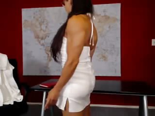 Clit denise masino Denise on webcam 7-16-2014