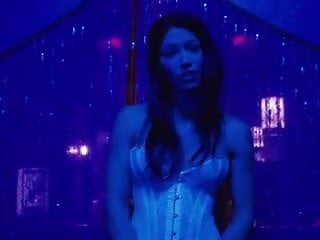 Jessica biel powder blue strip scene Jessica biel - powder blue 03