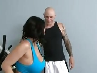 Adult personal webpages - Personal trainer fucks hot milf with big tits