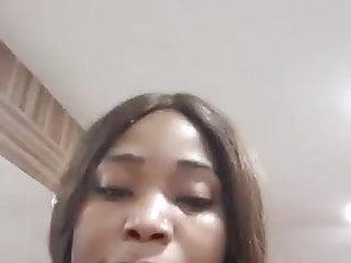Congo cocks fucking Une prostituee noire fait de la gymnastique au congo