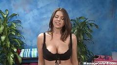 BROOKLYN MASSAGE GIRLS 18 SEXY TEEN FUCKED HARD