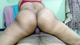 Hot young milf Indian girlfriend gets fucked in tight ass
