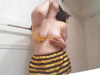 Naked balloon girls Ginger paris masturbating ,peeing delicious balloon play