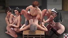 Cartoon Hentai 60 Fps Lust Epidemic – (ep 43)