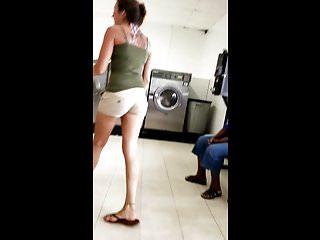 Teens tight shorts youtube - Cute teen in tight shorts nice legs, sandals, feet