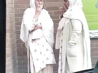 Old woman sex com Old woman smoking paki
