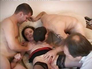 Sluts mmmf - British milf susan foursome mmmf pt 1