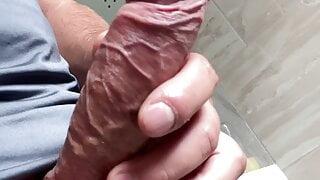 Big cum my cock wow