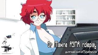 Doctor Maxine hentai video