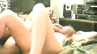 White Wife meets Big Black Frank