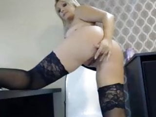 Masturbation guy europe Sexy blond from est europe