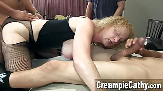 Massive BBC Creampie Compilation 03
