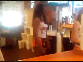 Hooters girls free sex videos Hooters