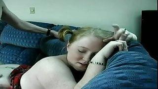 Big Titted Chubby Redhead School Girl Slammed