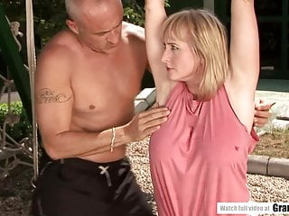 Poole dick assiciates Milf enjoys big dick near the pool