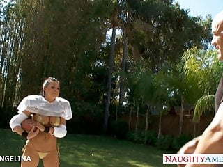 Eva angelina rides big cock Splendid eva angelina suck and ride a large pecker