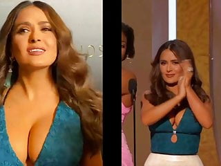 Salma hayek fucking video - Salma hayek split screen fap 1