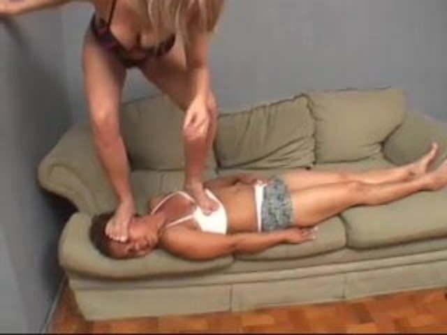 Brazil Lesbian Ass Smelling