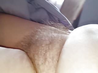 Big belly naked - Wifes naked body, hairy pussy,belly, tits