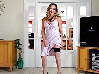Allover30 tgp Big tits stockings milf elegant eve pleasure on allover30