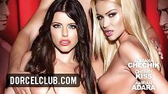TRAILER - Club Xtrem : Adriana et Cherry Stars Perversions