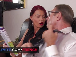 Students getting fucked by the principal English teacher getting fucked by her old student