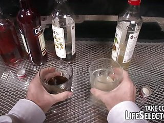 Fucking bar girls - Bar owner fucks two horny girls