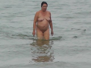 Nude mature women outdoors free videos - Nude beach at baltic sea