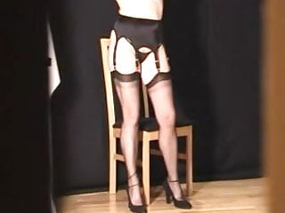 Free fetish photoes - Une seance photo fetish bas collants