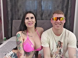 A virgins first sex Virgin boy first sex - german pornstar xania wet help him