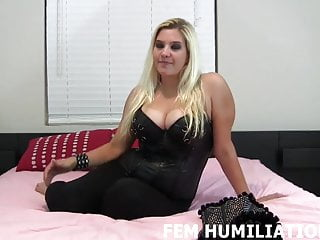 I like boy ass I love humiliating sissy boys like you