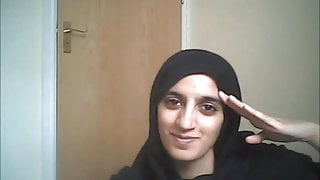 Turkish-Arabic-Asian hijap mix photo 20