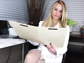 Doctor my erect penis - Small penis humiliation doctor