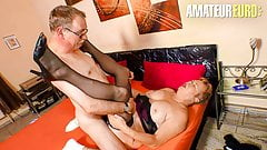 AmateurEuro - German Couple It's Getting Down And Dirty