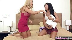 Twistys - Sexpot Showdown - Sandy,Tanner Mayes