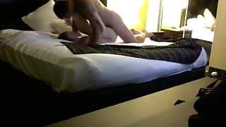 Married slut has big dick hotel meetup
