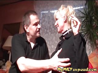 Busty exposed faith - My milf exposed busty blonde euro milf riding cock