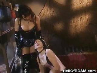 Maid sex slave obey vids Dominatrix makes her slave obey