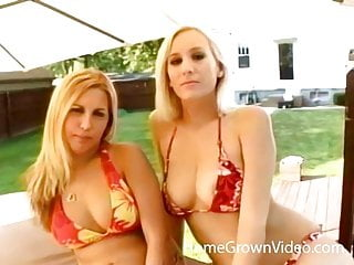 Lesbians fucking with starp on - Amateur blonde lesbians fucking with toys outdoors