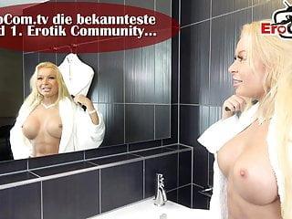 Girl masturbation normal German normal girl next door get huge cum facial from bbc