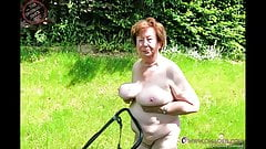 OmaGeiL Real Granny and Mature Sexual Content