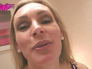 Puffer ball masturbation - Tanya tate vibrating love ball masturbation