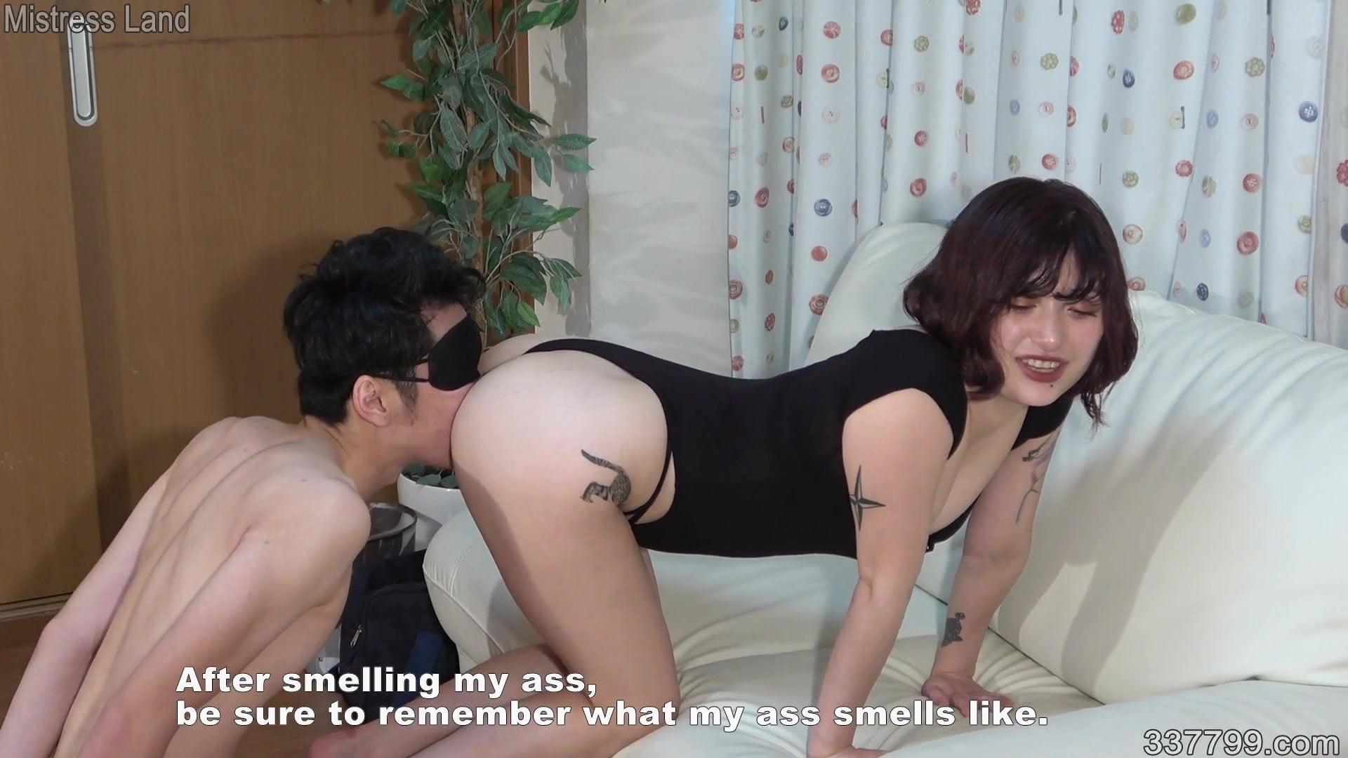 Ass Licking Blowjob Threesome