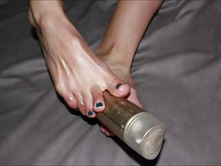 Anastasia fetish Anastasias foot- and handjob part 2