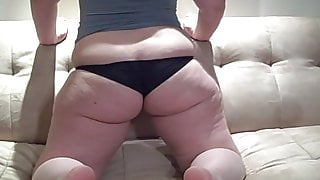 Pawg Girlfriend In Booty Shorts