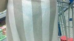 Madura transparencia en el super mature clear in supermarket