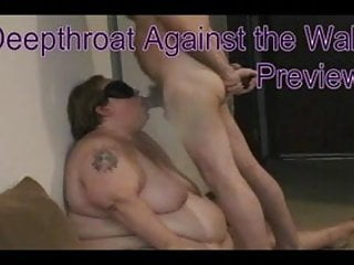 Fuck against a wall Against the wall: dominant deepthroat